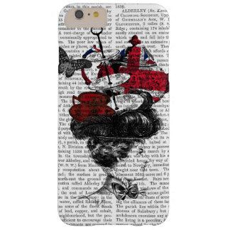 British Afternoon Tea Hat Barely There iPhone 6 Plus Case