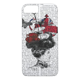 British Afternoon Tea Hat iPhone 8/7 Case