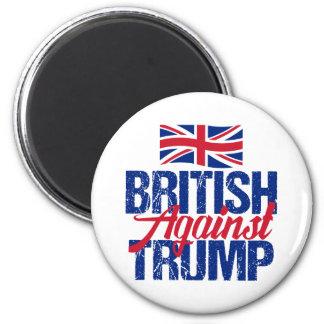 British Against Trump Magnet
