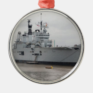 British Aircraft Carrier Christmas Ornament