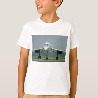 British Airways Concorde, on taxi way T-Shirt