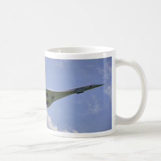 British Airways Concorde, taking off at Heathrow A Coffee Mug