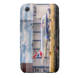 British Airways London city airport iPhone 3 Case-Mate Case