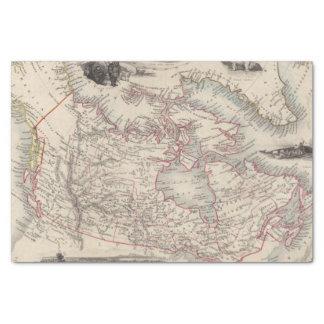 British America 2 Tissue Paper