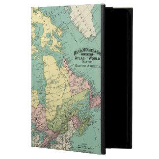 British America Cover For iPad Air