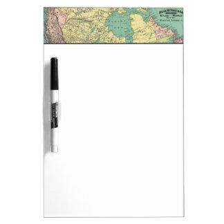 British America Dry Erase Board