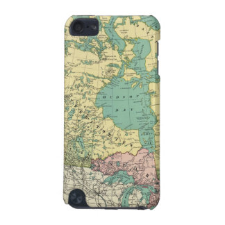 British America iPod Touch (5th Generation) Cases