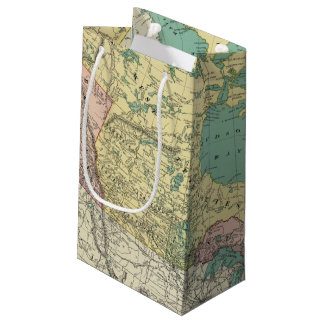 British America Small Gift Bag