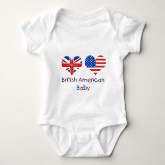 British American Baby Baby Bodysuit