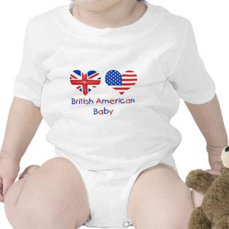 British American Baby Shirt