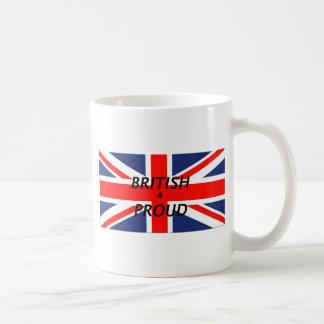 British and proud mugs