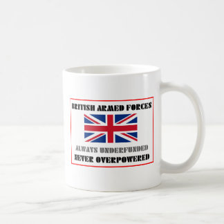 British Armed Forces Coffee Mugs