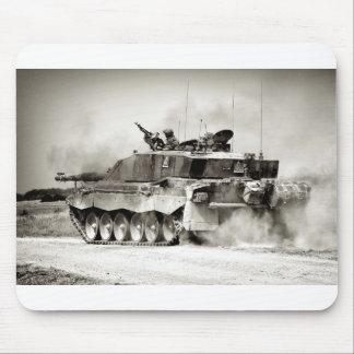 British Army Challenger 2 Main Battle Tank Mouse Mat