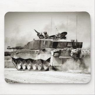 British Army Challenger 2 Main BattleTank (MBT) Mouse Mat