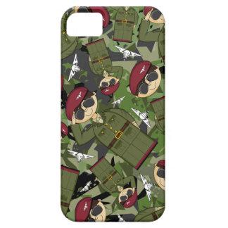 British Army Soldier iphone Case