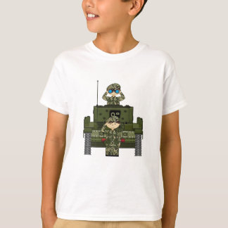 British Army Soldiers and Tank Tee