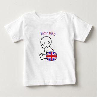 British Baby Baby T-Shirt