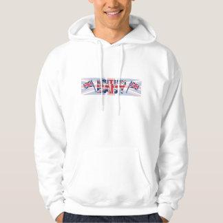 British baby hoodie