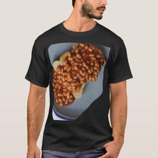 British Beans on Toast Food Joke Gift for Expat UK T-Shirt
