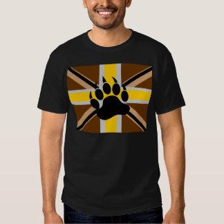 British Bear Pride Flag T-shirts