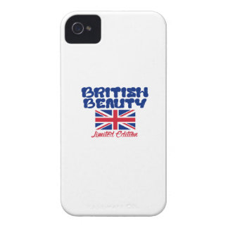 BRITISH beauty designs iPhone 4 Cases