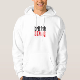 British Boxing Hooded Top Classic