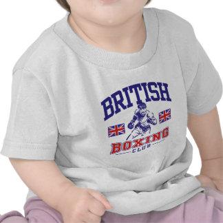 British Boxing T Shirts