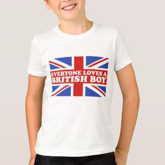 British Boy T-Shirt
