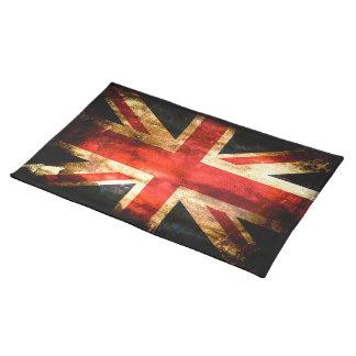 British Bretagna flag Placemat