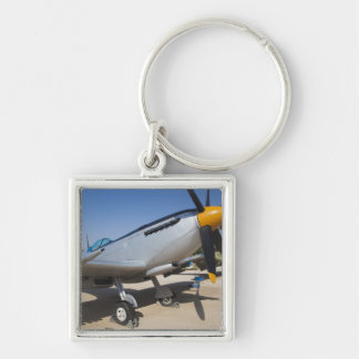 British-built Spitfire fighter Key Ring