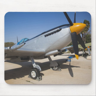British-built Spitfire fighter Mouse Mat