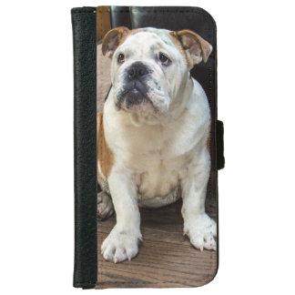British Bull Dog iPhone 6 Wallet Case