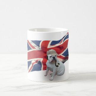 British Bulldog Coffee Mug