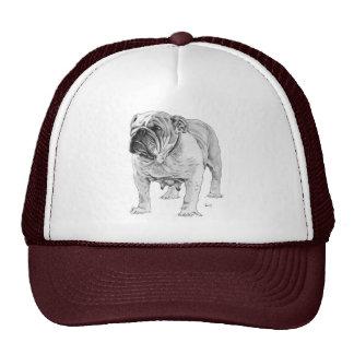 British Bulldog Mesh Hat