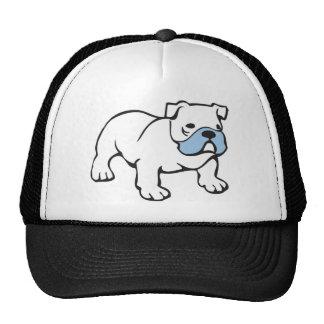 British Bulldog Motif Tshirt Cap