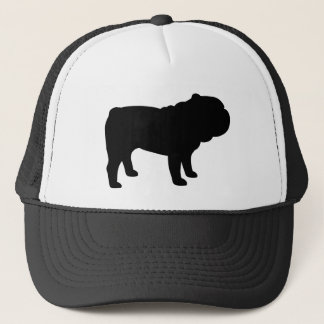 British Bulldog Trucker Hat