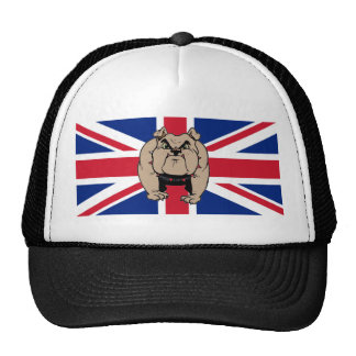 British Bulldog UK hat
