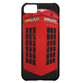 british call box iphone case iPhone 5C case