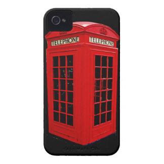 british call box iphone case iPhone 4 cases