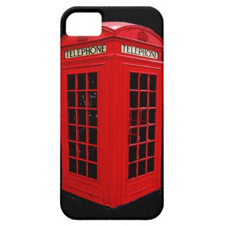 british call box iphone case iPhone 5 cover