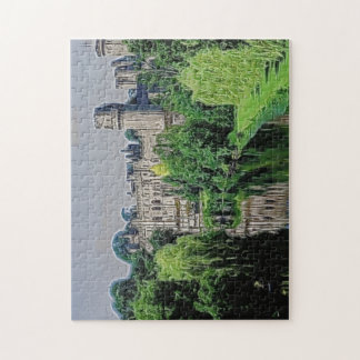 British castle jigsaw puzzle