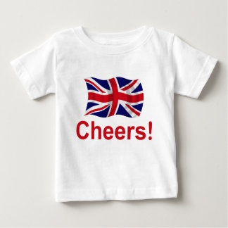 British Cheers! Baby T-Shirt