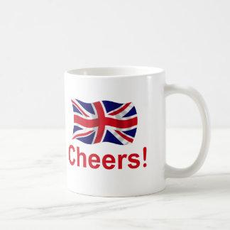 British Cheers! Coffee Mug
