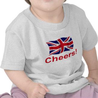 British Cheers! T Shirt