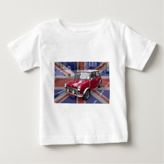 British Classic Mini car Baby T-Shirt