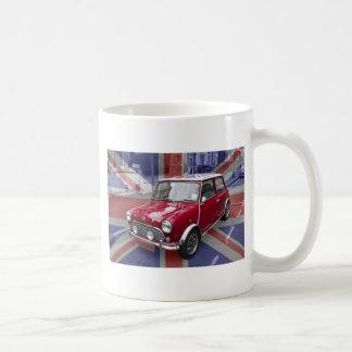 British Classic Mini car Mug