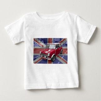 British Classic Mini car Tee Shirt