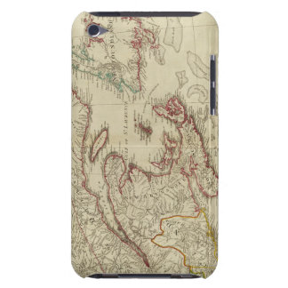 British colonies North America, New England iPod Touch Case
