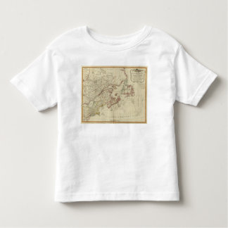 British colonies North America, New England Toddler T-Shirt