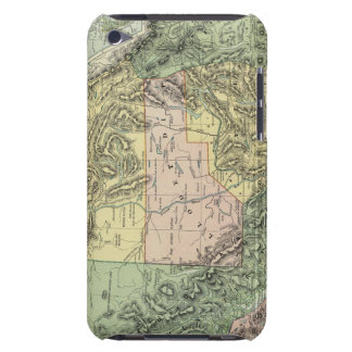 British Columbia 2 Barely There iPod Case